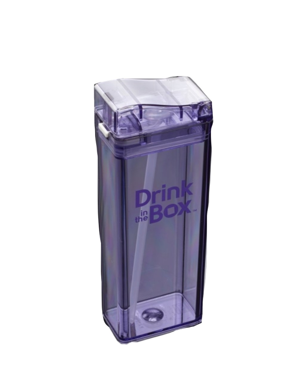 Drink In The Box 12oz / 355mL - Purple