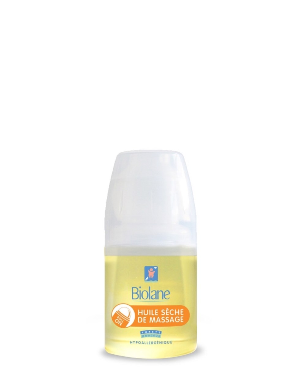 Biolane Massage Oil 60mL