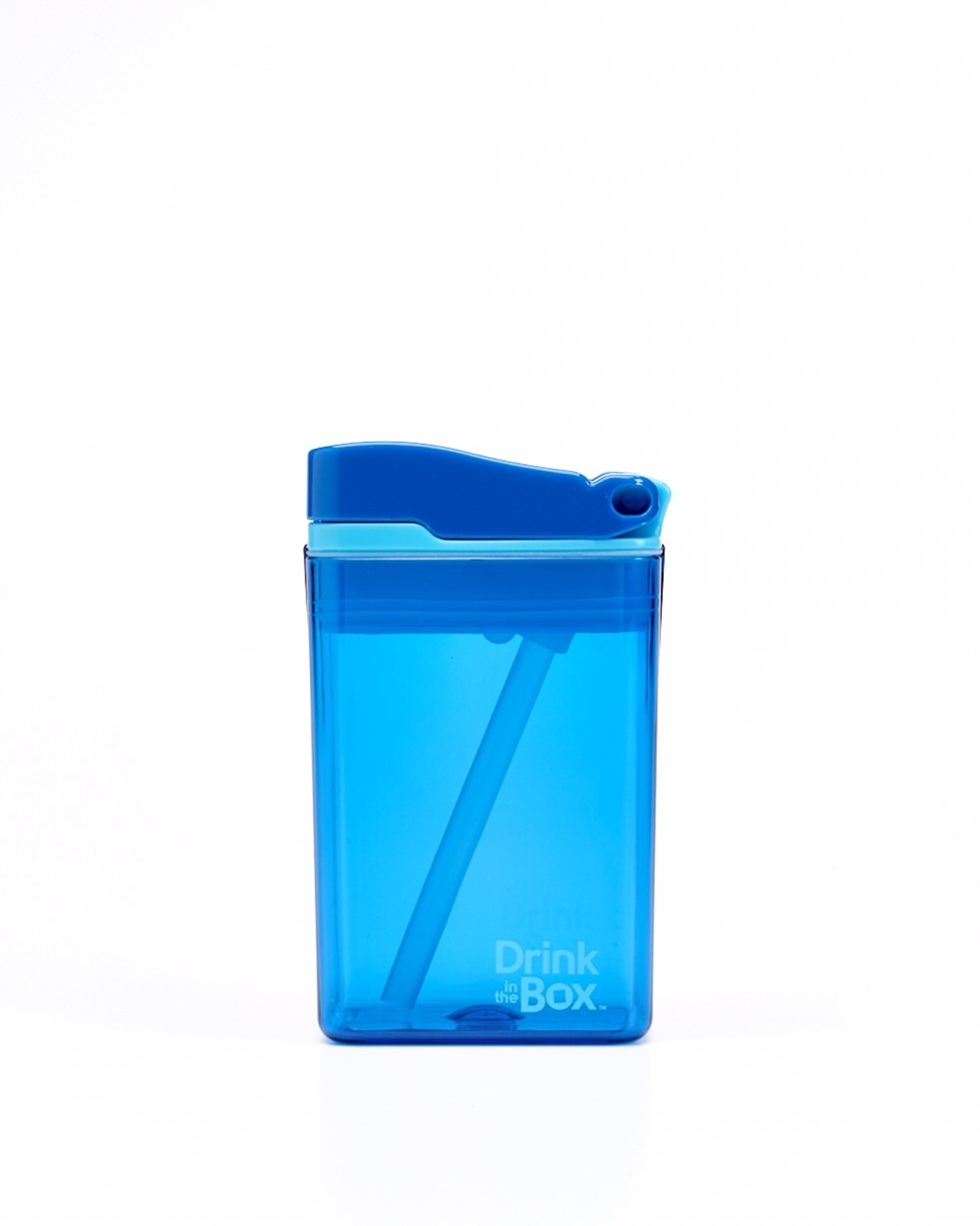 Drink in The Box 8oz / 235mL - Blue
