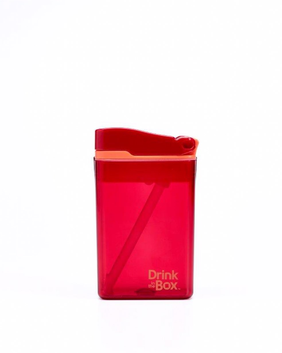 Drink in The Box 8oz / 235mL - Red