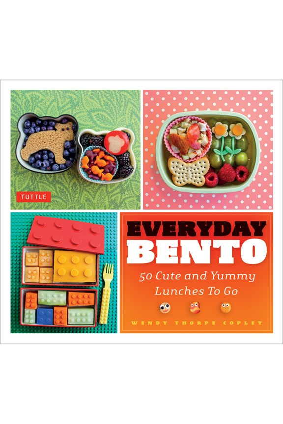 Tuttle - Everyday Bento Book