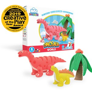 Scentco - Air Dough - Dinosaur World