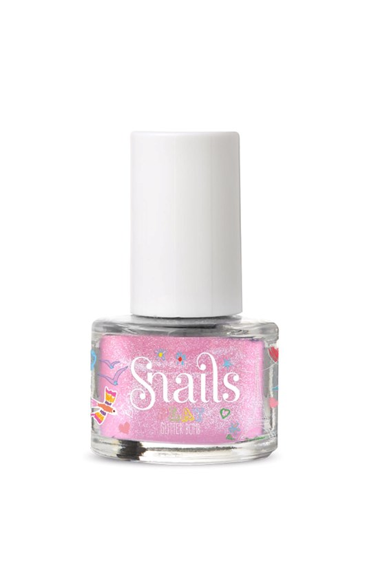 Snails Nail Polish Mini Play - Glitterbomb