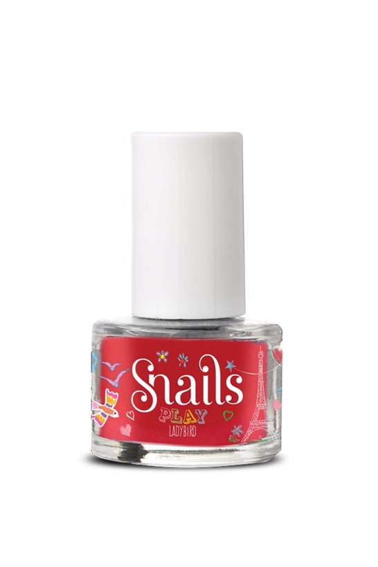 Snails Nail Polish Mini Play - Ladybird