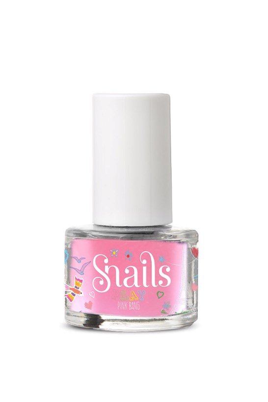 Snails Nail Polish Mini Play - Pink Bang