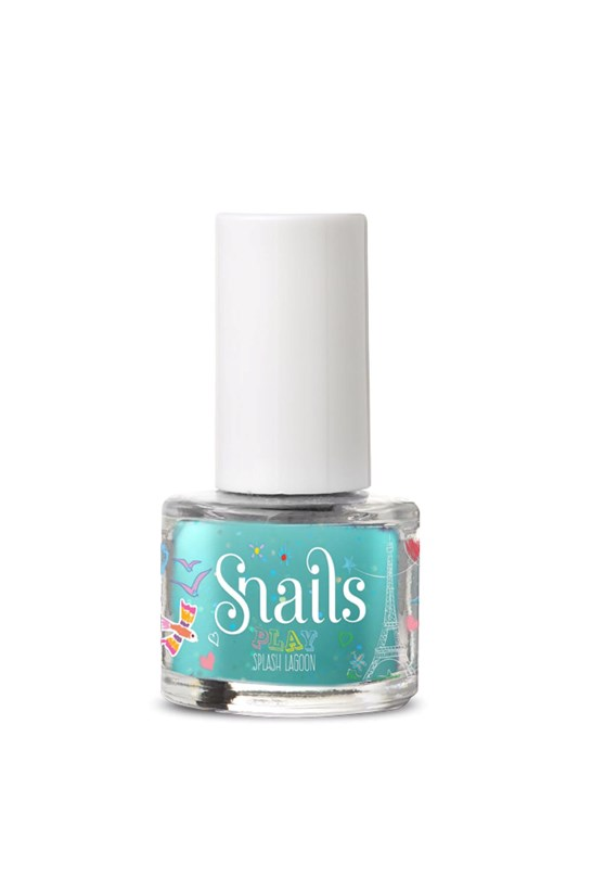Snails Nail Polish Mini Play - Splash Lagoon