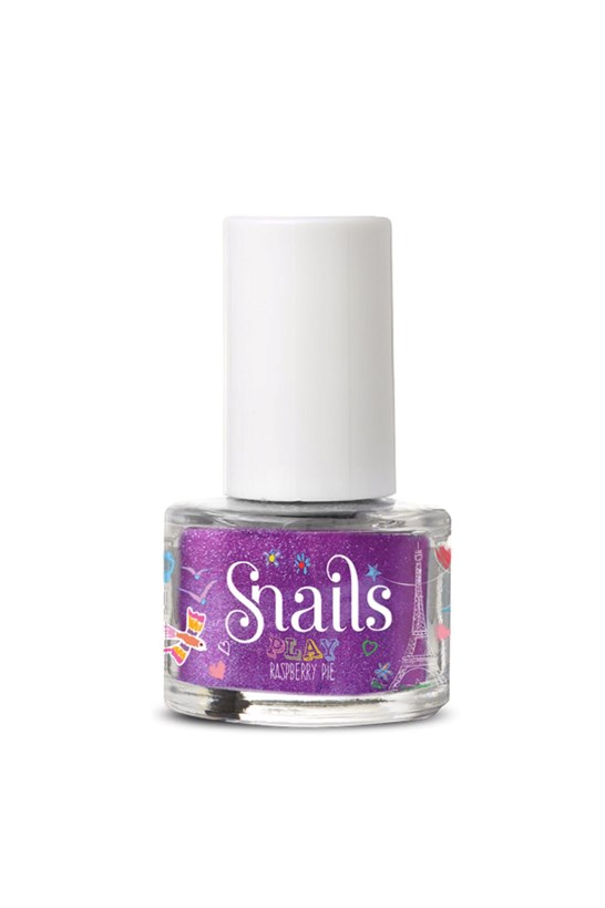 Snails Nail Polish Mini Play - Raspberry Pie