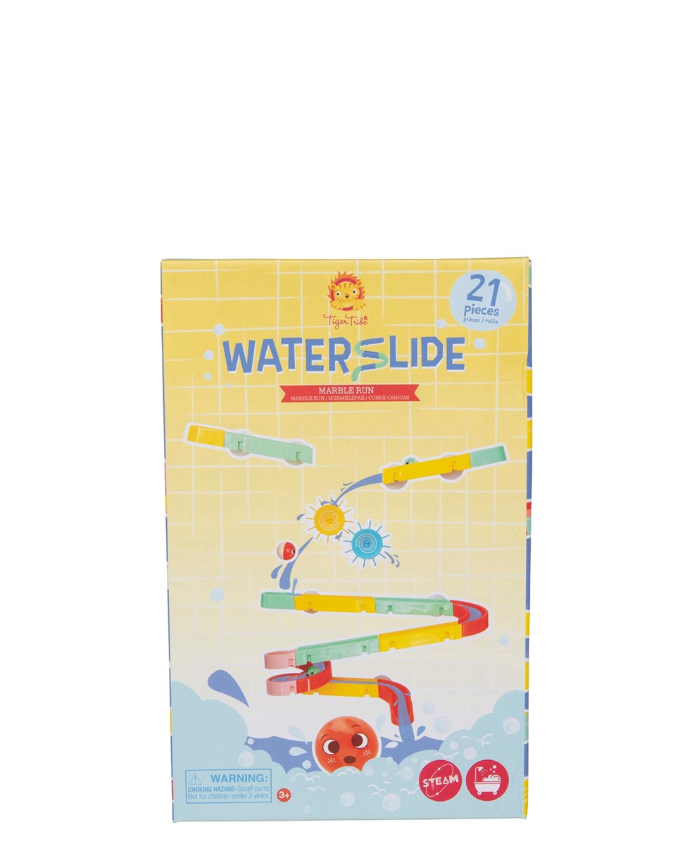 Tiger Tribe Waterslide - Marble Run