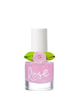 Rose Nail Polish - Nails on Fleek