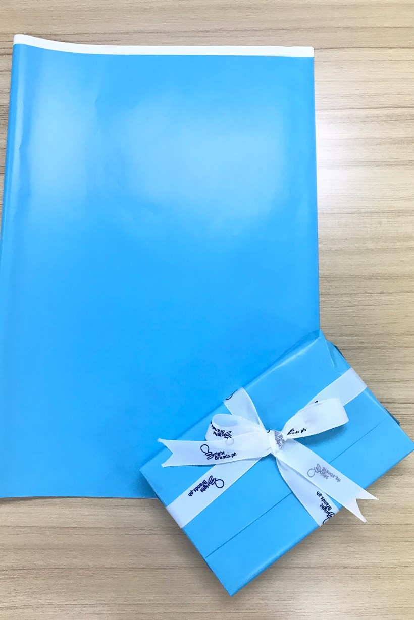 Gift Wrapper - Blue