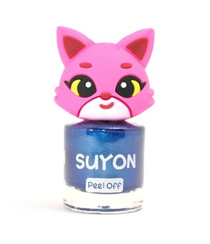 Suyon Nail Polish - Stylish Tina - Dark Blue