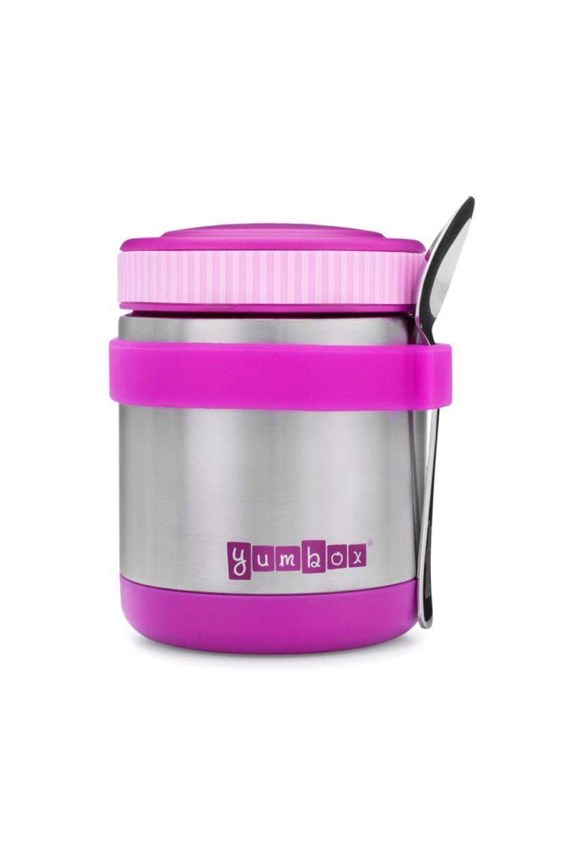 Yumbox Zuppa Jar - Bijoux Purple w/ Spoon