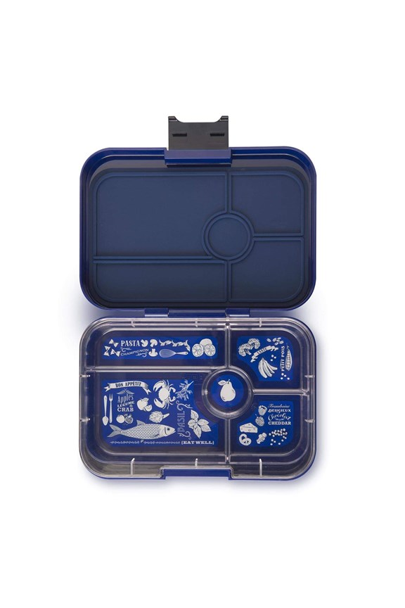 Yumbox Tapas 5 Compartments Portofino Blue