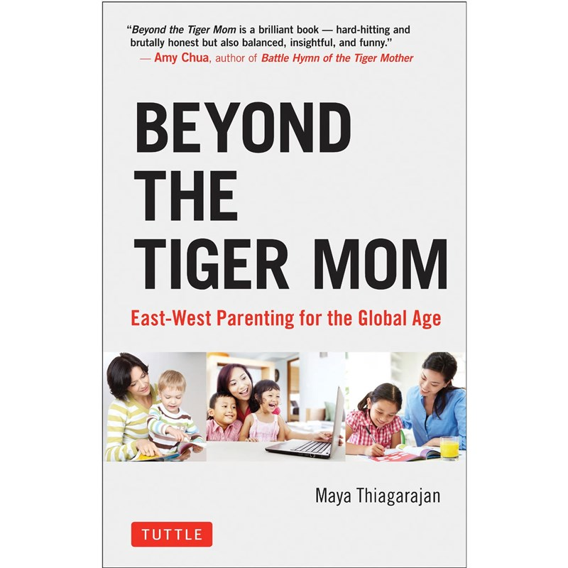 Tuttle - Beyond the Tiger Mom