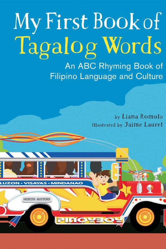 Tuttle - My First Book of Tagalog Words