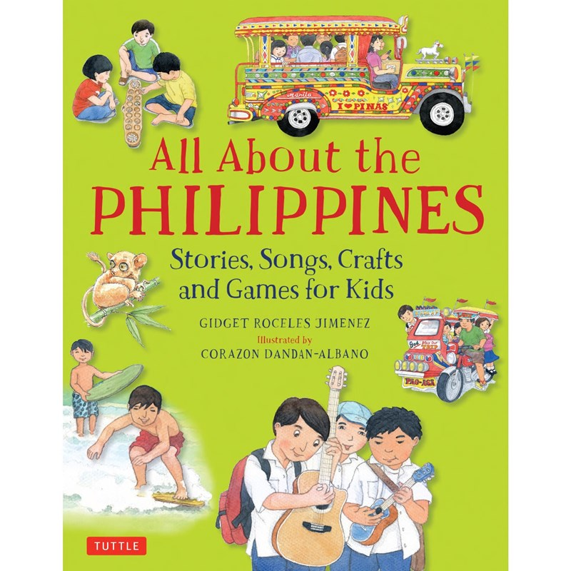 Tuttle - All About the Philippines