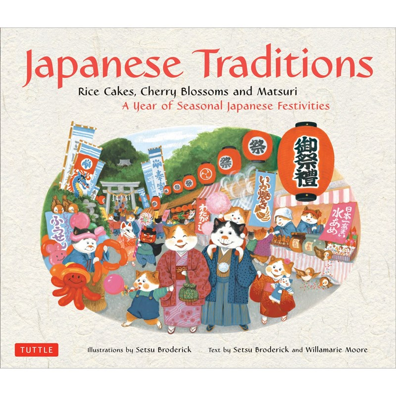 Tuttle - Japanese Traditions