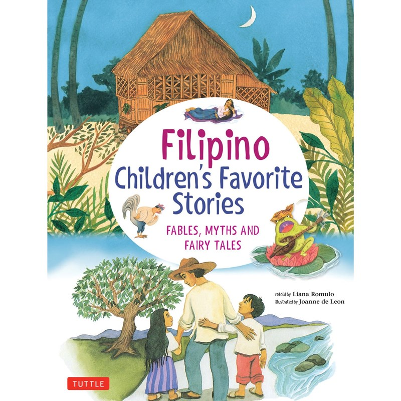 Tuttle - Filipino Children's Favorite Stories 2