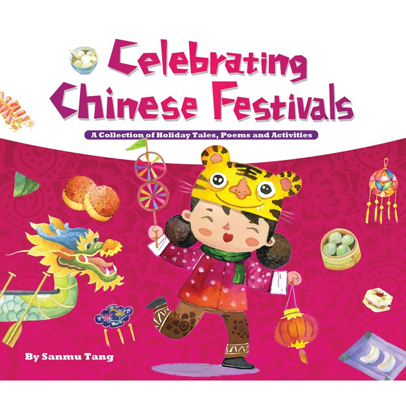 Tuttle - Celebrating Chinese Festivals
