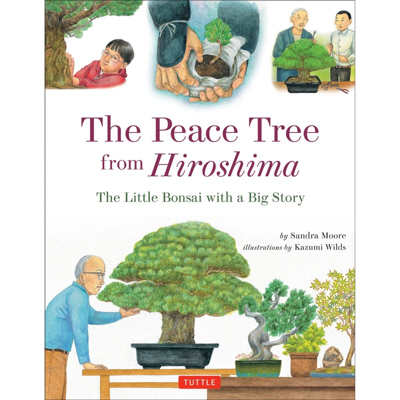 Tuttle - The Peace Tree of Hiroshima