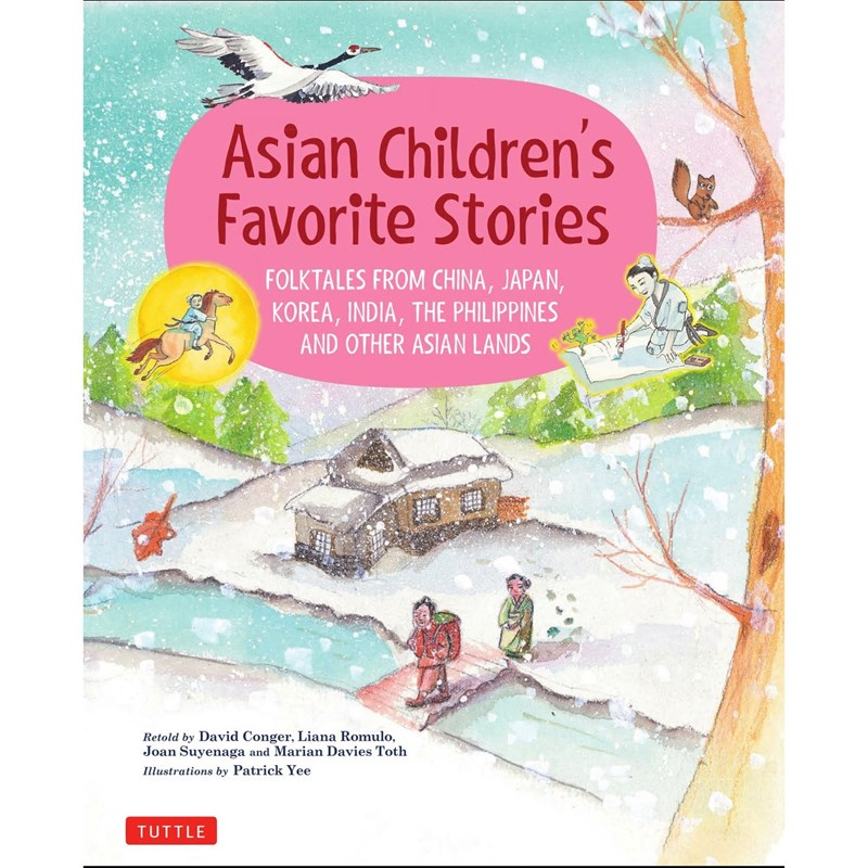 Tuttle - Asia Children's Favorite Stories