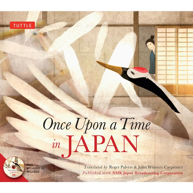 Tuttle - Once Upon a Time in Japan