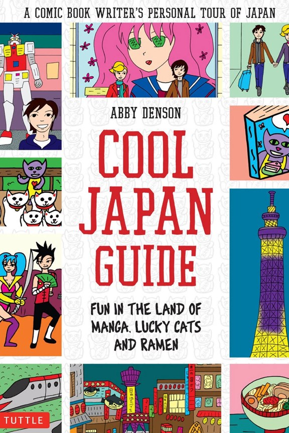 Tuttle - Cool Japan Guide