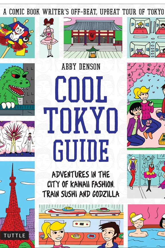Tuttle - Cool Tokyo Guide