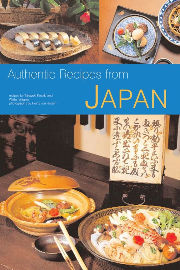 Tuttle - Authentic Recipes from Japan