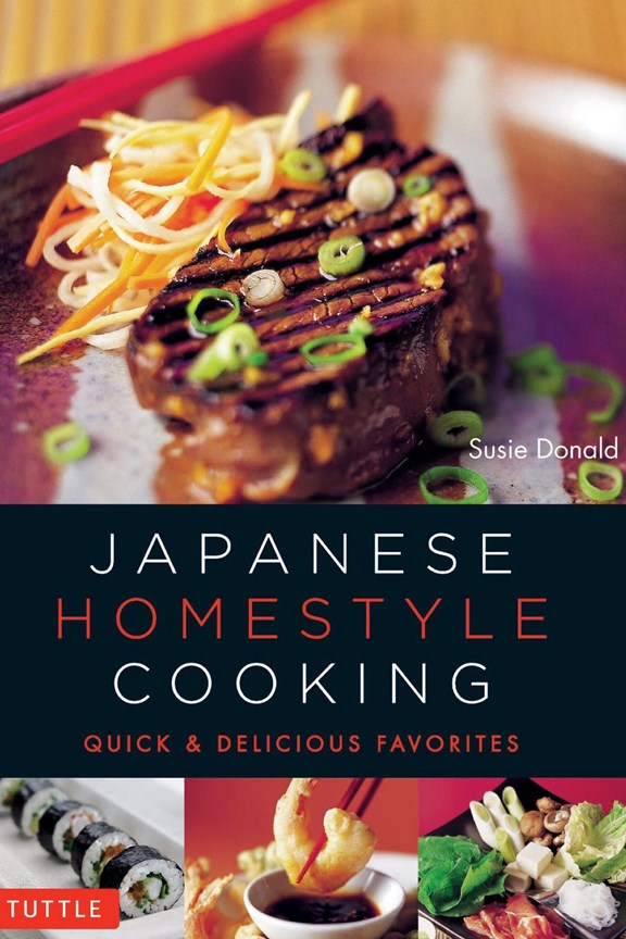 Tuttle - Japanese Homestyle Cooking