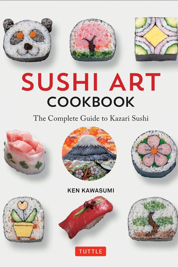 Tuttle - Sushi Art Cookbook
