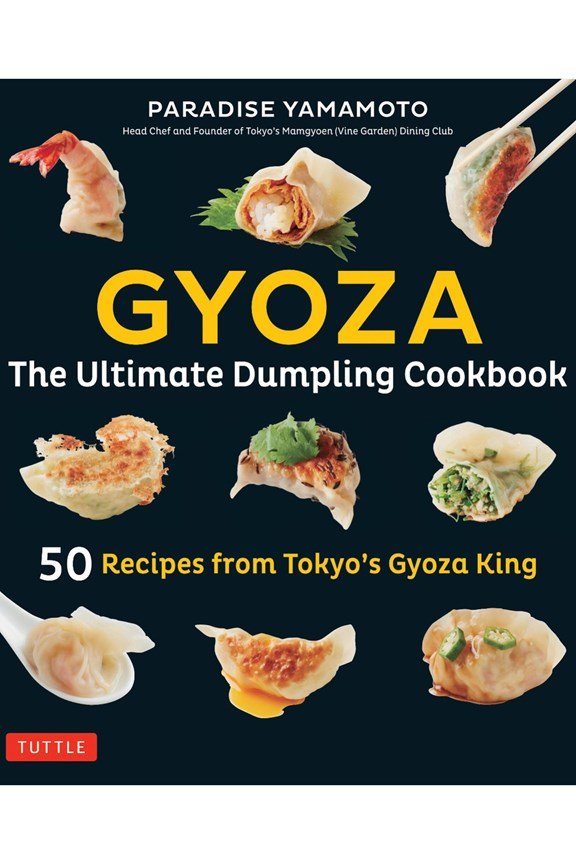 Tuttle - Gyoza: The Ultimate Dumpling Cookbook