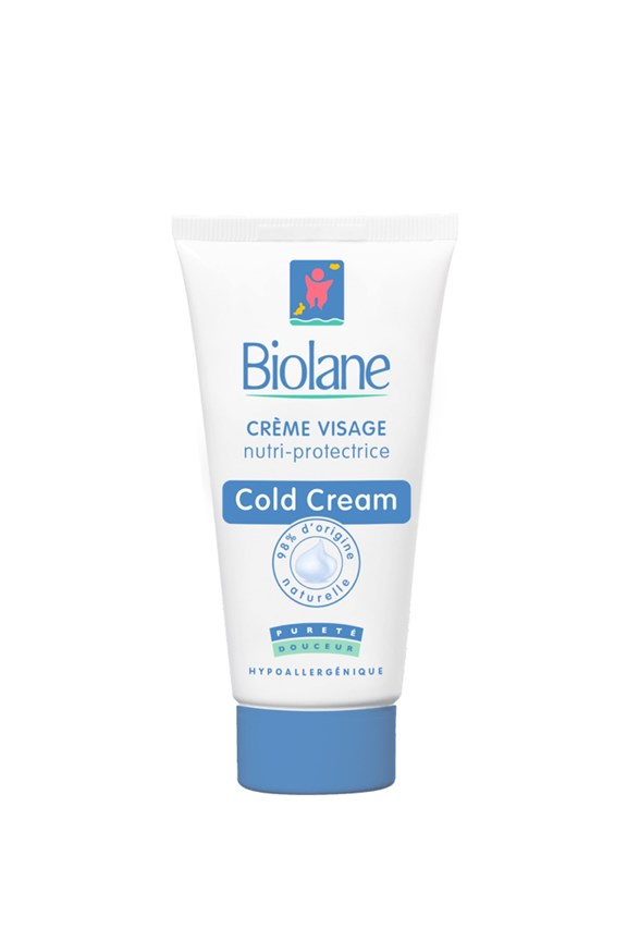 Biolane Nutri-Protective Face Cream with Cold Cream 50ml