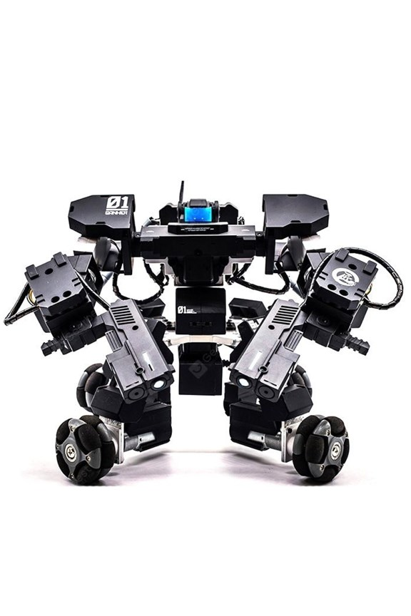 Ganker Battle Robot - Black