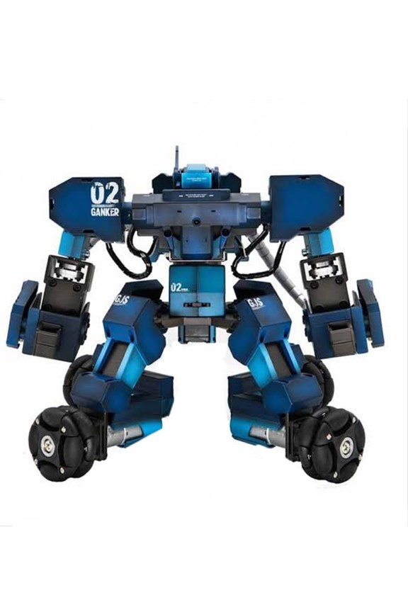 Ganker Battle Robot - Blue