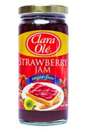 Clara Ole Strawberry Jam