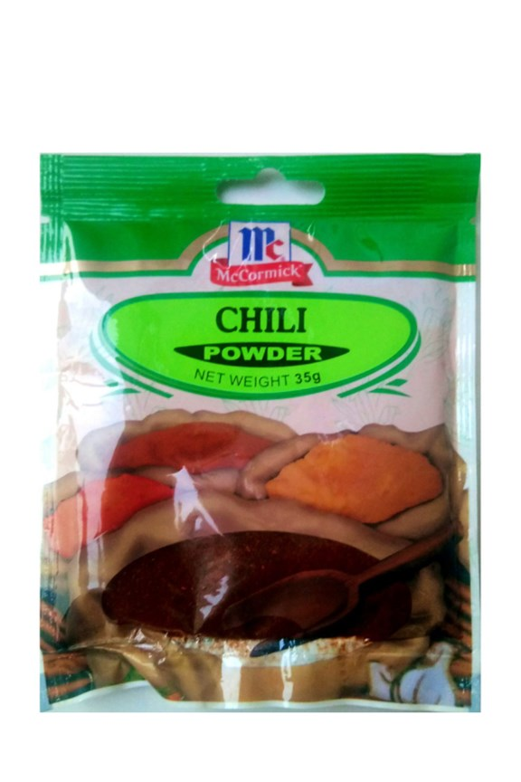 McCormick Chili Powder Mild 35g