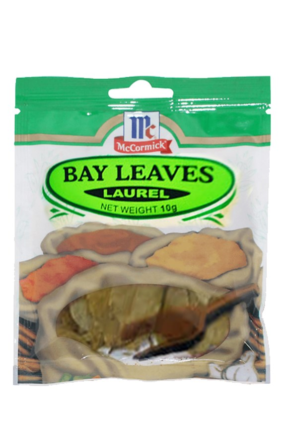McCormick Bay Leaves Whole 10g