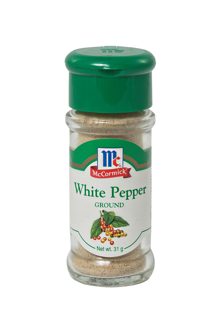 McCormick White Pepper Ground