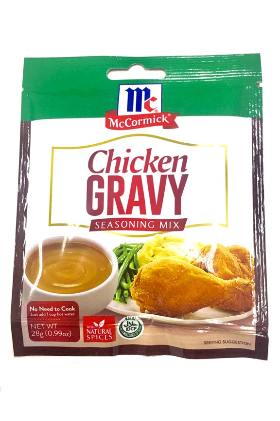 McCormick Chicken Gravy Seasoning Mix 28g
