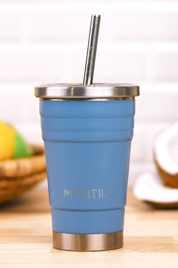 Montiico Mini Smoothie Cup Slate 275ml