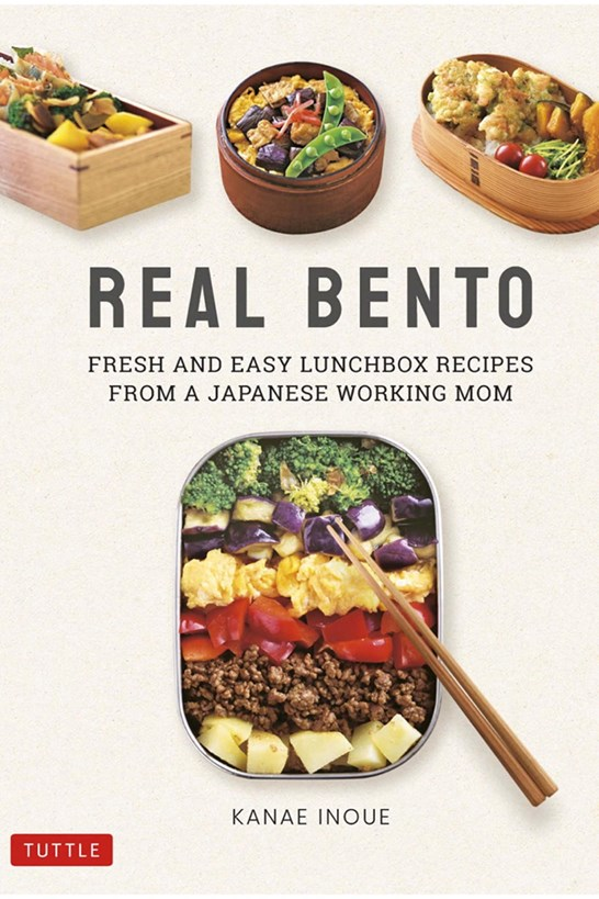 Tuttle - Real Bento