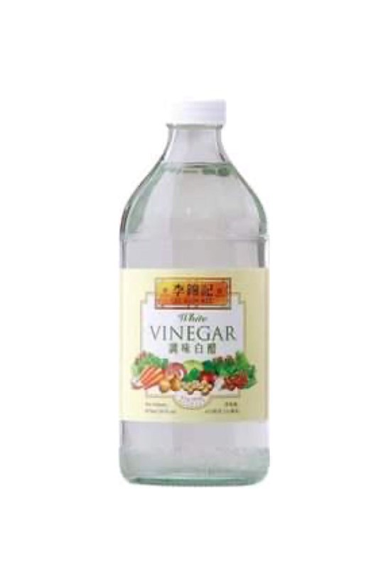 Lee Kum Kee White Vinegar 473ml