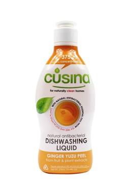 Ginger Yuzu Peel Dishwashing Liquid