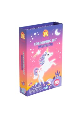 Unicorn Magic Colouring Set