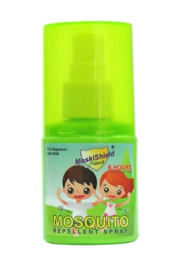 Moskishield - Mosquito Repellent Spray 30mL