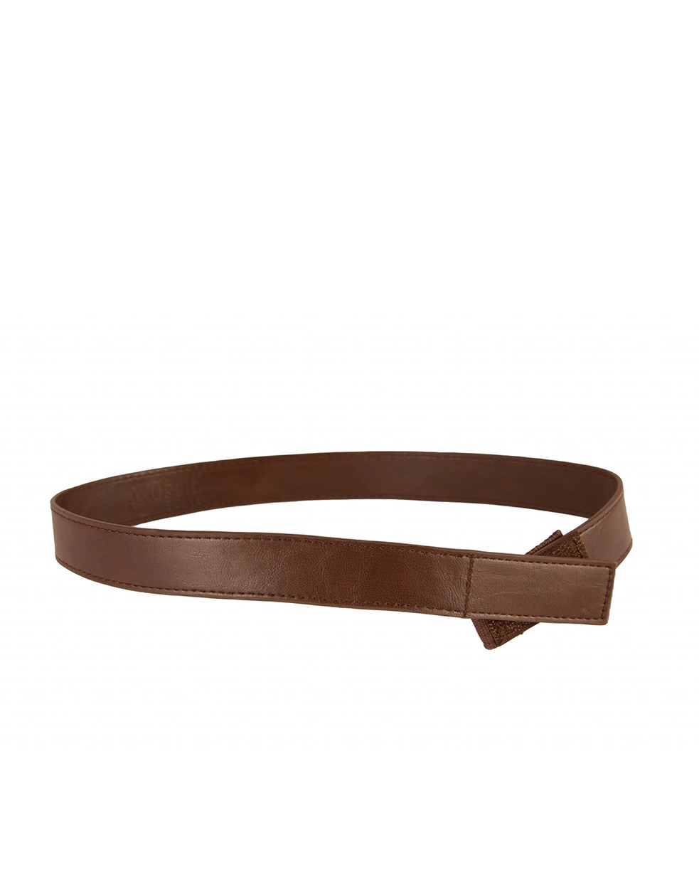 Myself Belts - Leather Belt (Light Brown)