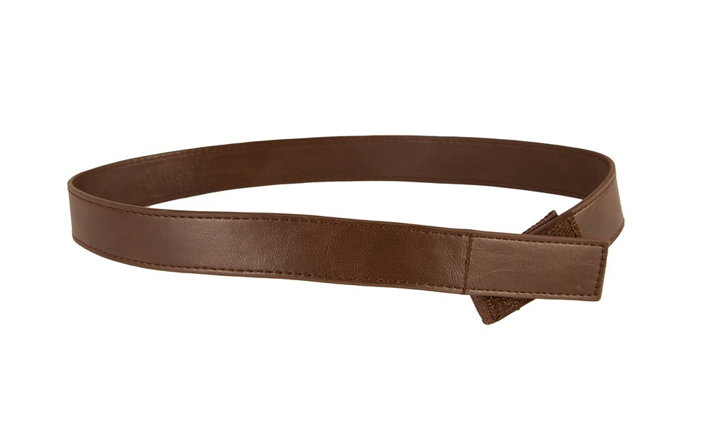 Leather Belt (Light Brown)