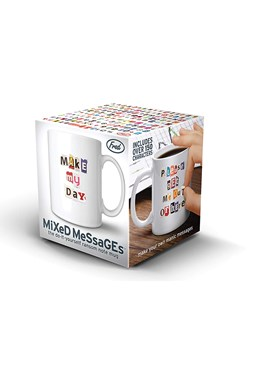 Fred - Mixed Messages Mug
