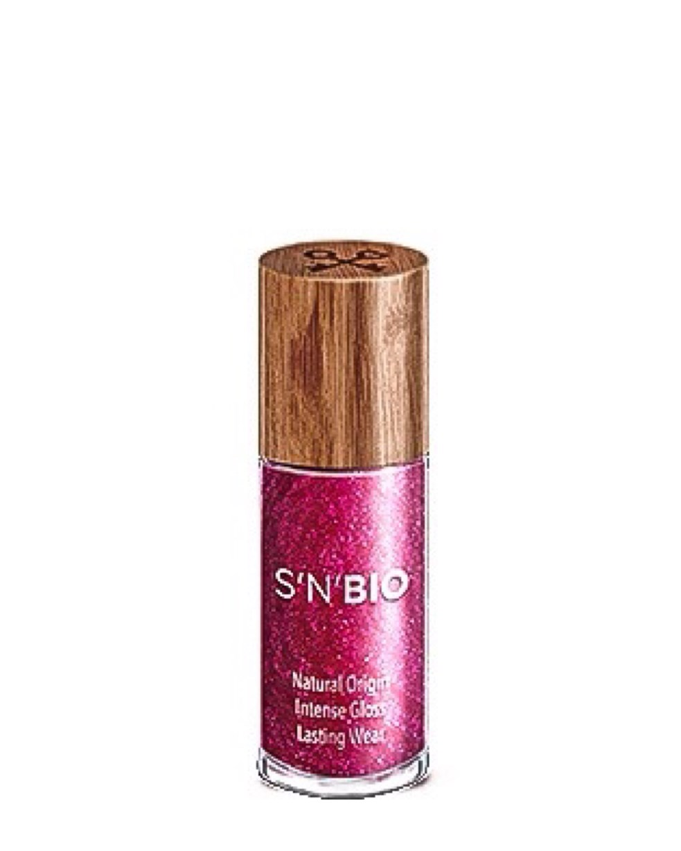 S'N'Bio Vegan Polish - El Dorado Collection - Ruby